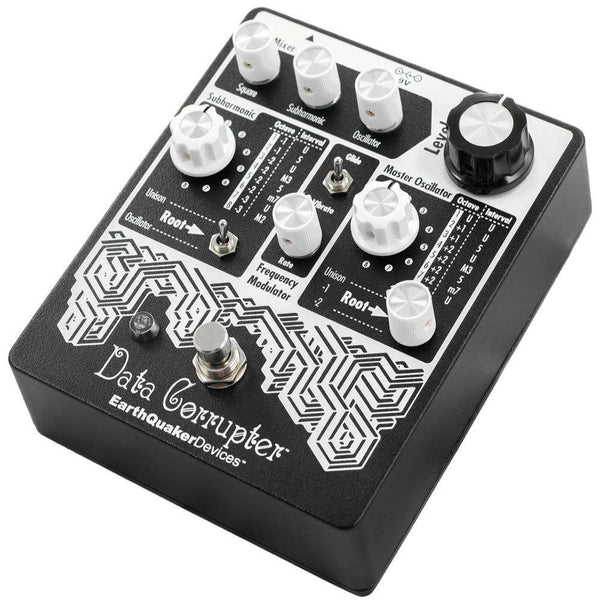 Earthquaker DATACORRUPTER Modulated Monophonic Harmonizing Effects Pedal