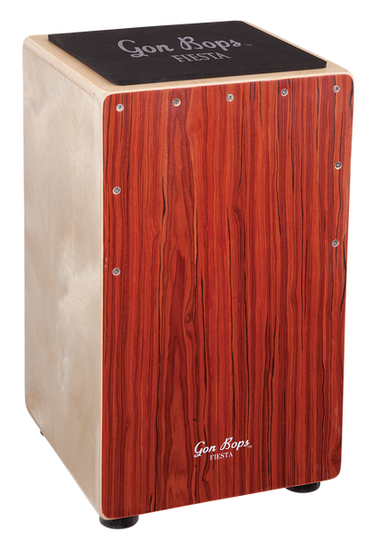 Gon Bops FSCJM Fiesta Cajon in Mahogany with Bag