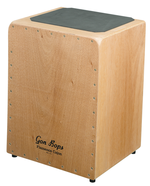 Gon Bops CJFL Flamenco Cajon with Bag