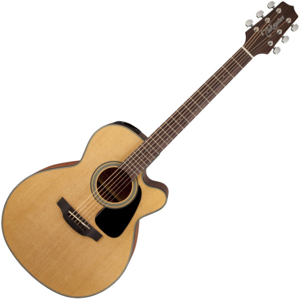 Takamine G 10 Series NEX Cutaway Acoustic Electric in Natural - GN10CENS