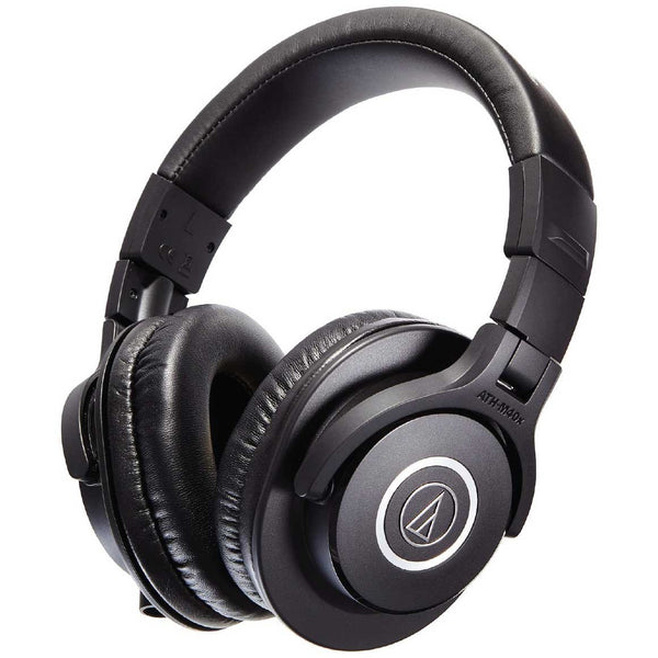 Audio-Technica ATHM40X Dynamic Closed Back Monitor Headphones