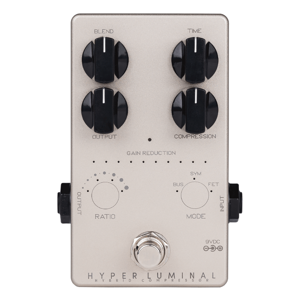 Darkglass HYL Hyper Luminal Hybrid Compressor Bass Effects Pedal