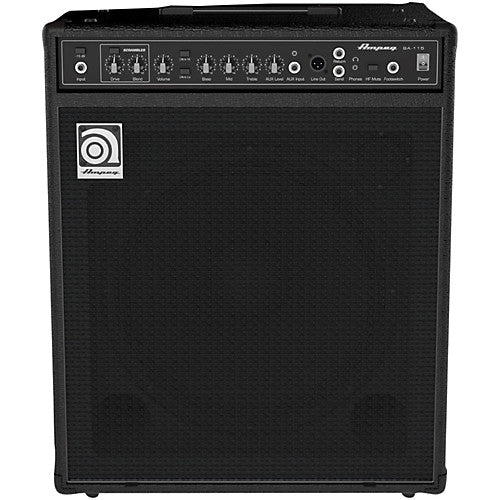 Ampeg BA115V2 150 Watt 1x15 Combo Bass Amplifier