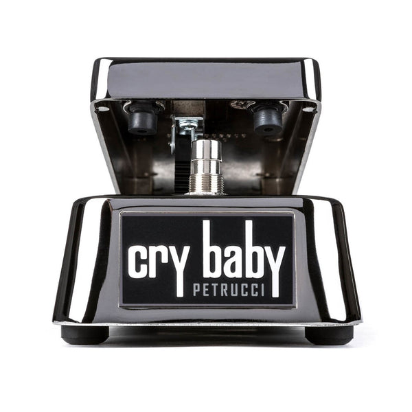 Dunlop JP95 John Petrucci Signature Cry Baby Wah in Smokey Chrome Effects Pedal