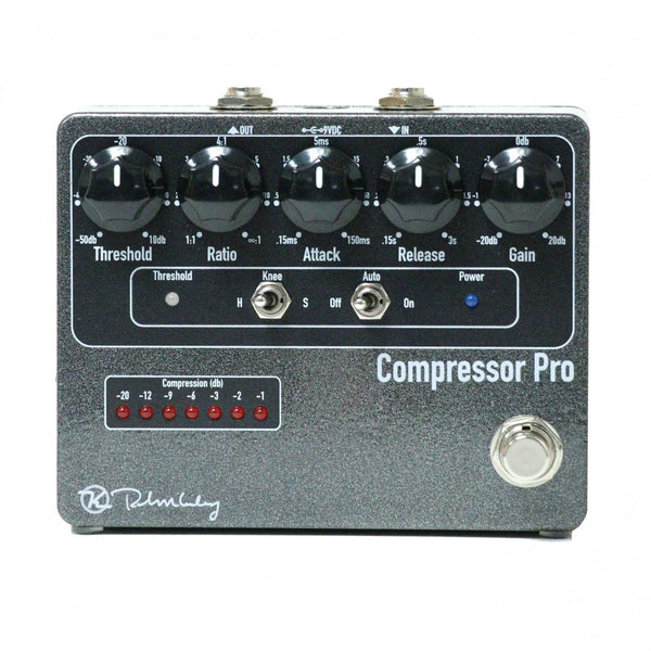 Keeley COMPRESSORPRO Compressor Limiter Effects Pedal
