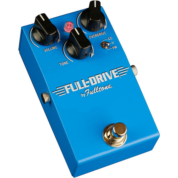 Fulltone FD1 Full Drive 1 Overdrive Distortion Effects Pedal