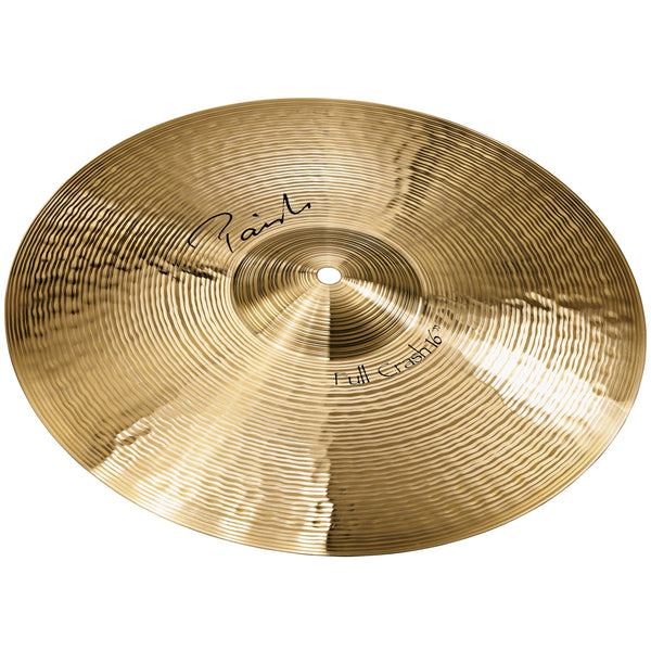 "Paiste Signature Full 16"" Crash Cymbal - 4001416"