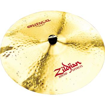 "Zildjian A0621 20"" FX Oriental Crash of Doom Cymbal"