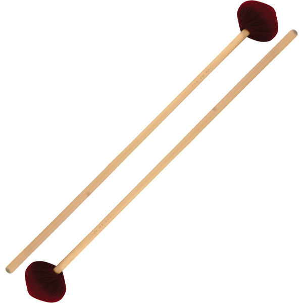 Sabian Hard Suspended Cymbal Mallets with Rattan Handles - 61124