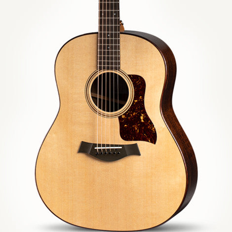 The Arts Music Store presents the Taylor AD17 GP American Dream Series Acoustic Guitar Spruce Ovangkol with Aero-Case