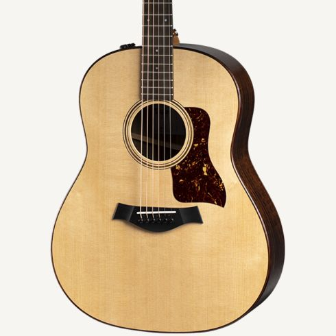 The Arts Music Store presents the Taylor AD17E GP American Dream Series Acoustic Electric Spruce Ovangkol with Aero-Case