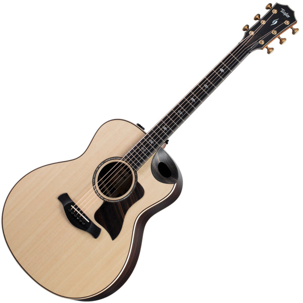 Taylor GS V-Class Builder's Edition Cutaway Soundport Acoustic Electric Rosewood Spruce with Case