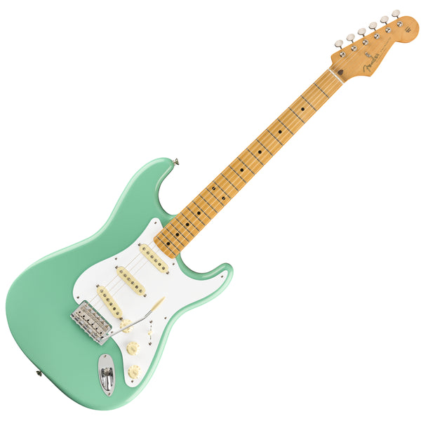 Fender Vintera '50s Stratocaster Electric Guitar in Sea Foam Green - 149912373