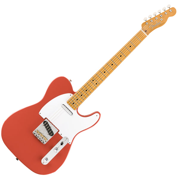 Fender Vintera '50s Telecaster Electric Guitar in Fiesta Red - 149852340