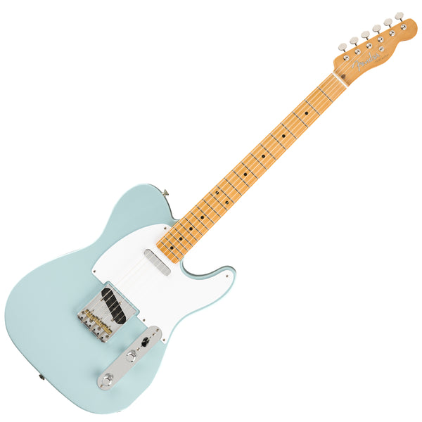 Fender Vintera '50s Telecaster Electric Guitar in Sonic Blue - 149852372