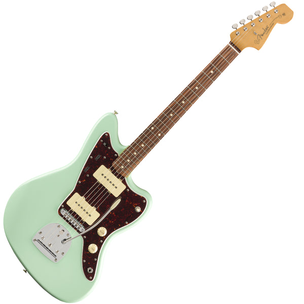 Fender Vintera '60s Jazzmaster Modified Electric Guitar in Surf Green - 149763357