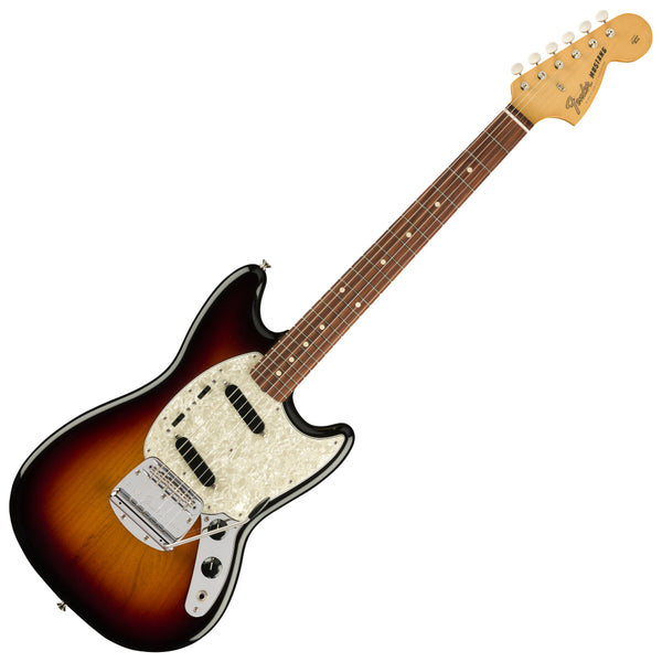 Fender Vintera '60s Mustang Electric Guitar in 3-Color Sunburst - 149783300