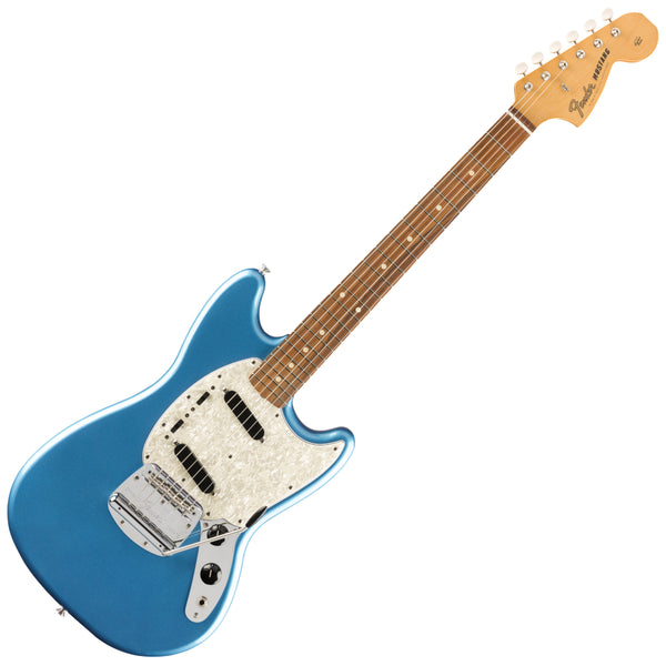 Fender Vintera '60s Mustang Electric Guitar in Lake Placid Blue - 149783302