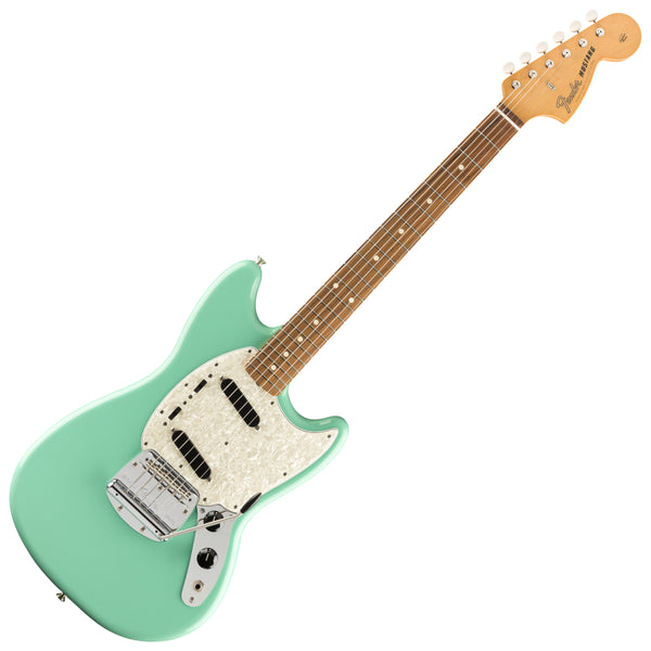 Fender Vintera '60s Mustang Electric Guitar in Sea Foam Green - 149783373