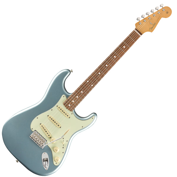 Fender Vintera '60s Stratocaster Electric Guitar in Ice Blue Metallic - 149983383