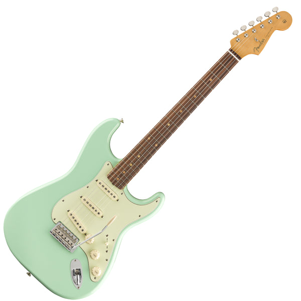 Fender Vintera '60s Stratocaster Electric Guitar in Surf Green - 149983357