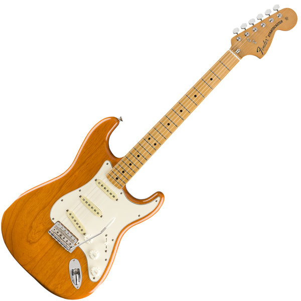 Fender Vintera '70s Stratocaster Electric Guitar in Aged Natural - 149842328