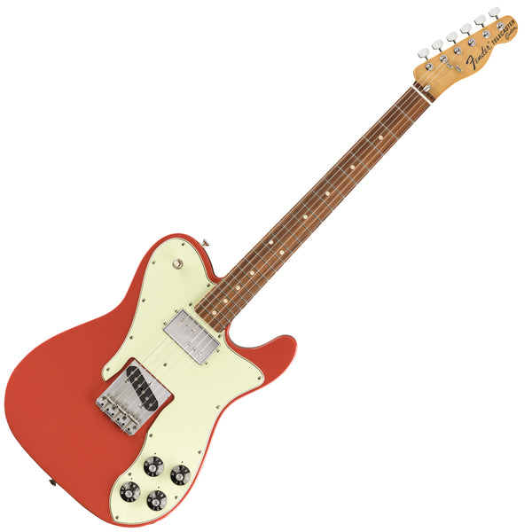 Fender Vintera '70s Telecaster Custom Electric Guitar in Fiesta Red - 149723340