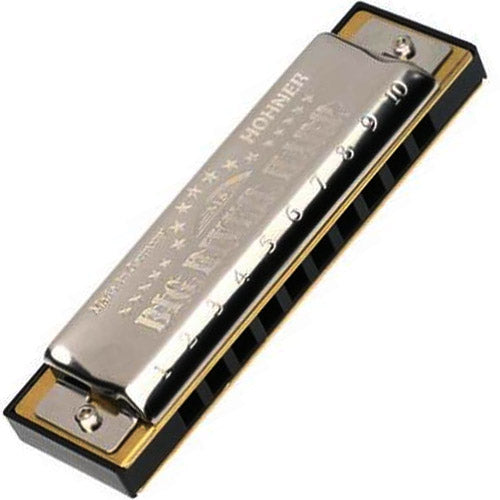 Hohner 590BXC Big River Harmonica in the Key of C