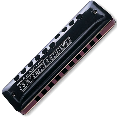 Suzuki MR300E OverDrive Harmonica Key of E