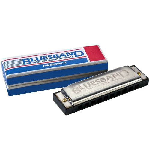 Hohner M1501 Bluesband Harmonica in C