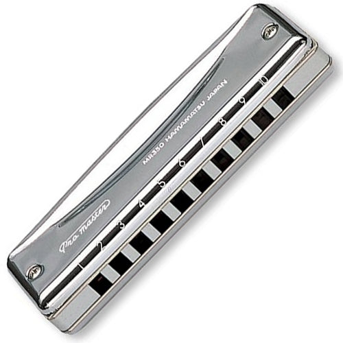 Suzuki MR350D Pro Master Harmonica Key of D