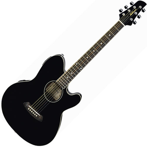 Ibanez TCY10EBK Talman Acoustic Electric in Black