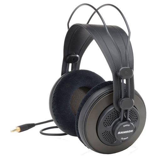 Samson SR850C Pro Studio Reference Semi-Open Headphones