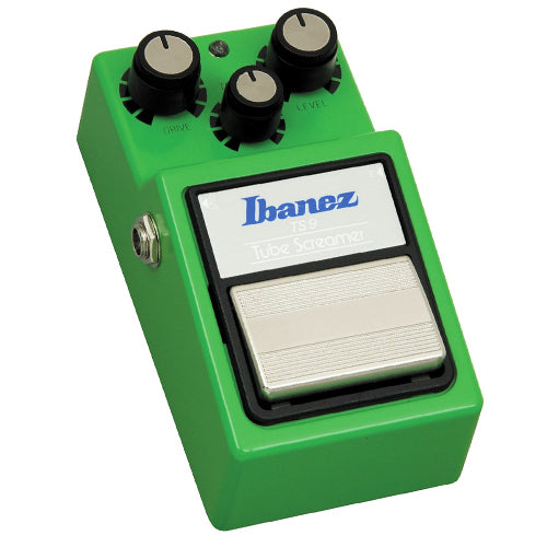 Ibanez Tube Screamer Overdrive Effects Pedal - TS9