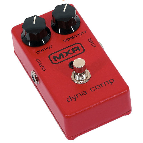 MXR M102 DynaComp Compressor Effects Pedal