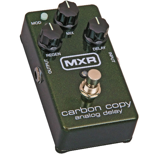 MXR M169 Carbon Copy Analog Delay Effects Pedal