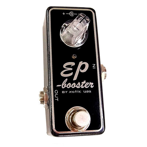 Xotic EPBOOSTER EP Booster Clean Boost Effects Pedal