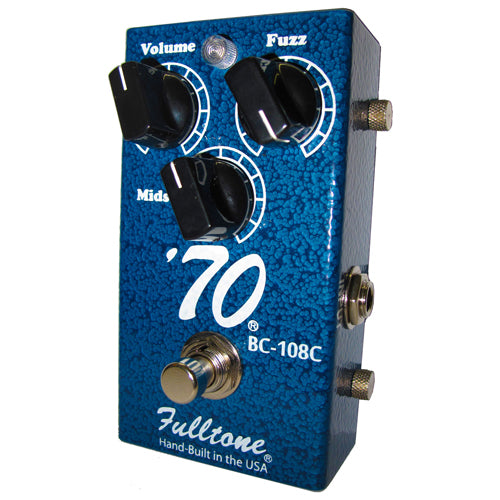 Fulltone 70BC 70-BC Fuzz Effects Pedal