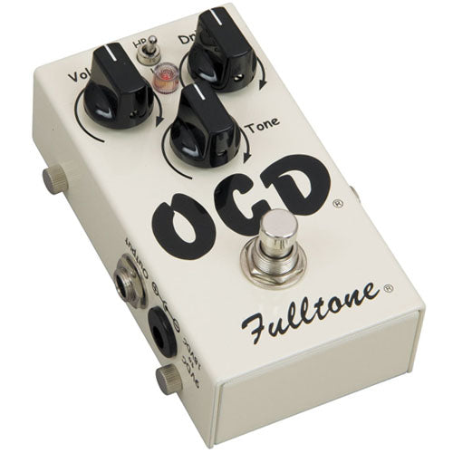 Fulltone OCD Obsessive Compulsive Drive Distortion Effects Pedal