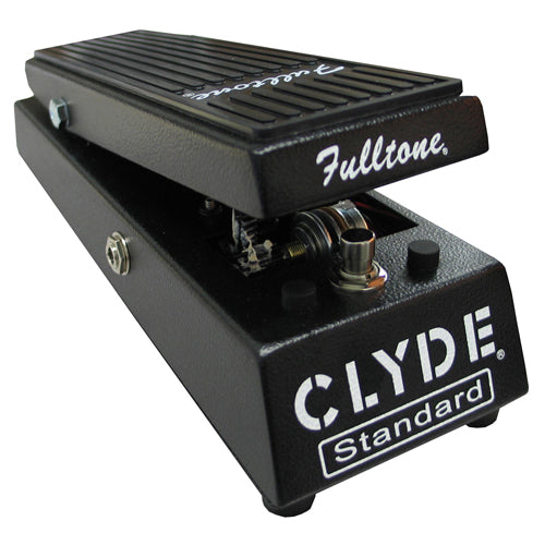 Fulltone CSW Clyde Standard Wah Effects Pedal