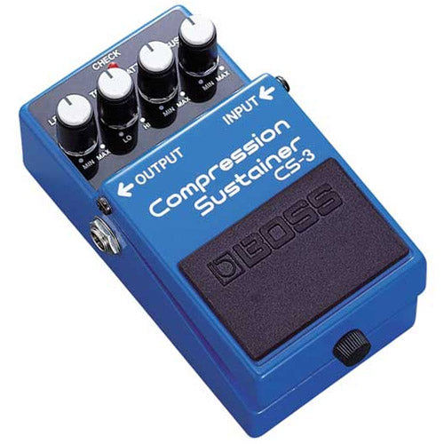 Boss CS3 Compressor Effects Pedal