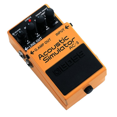 Boss AC3 Acoustic Modelling Effects Pedal