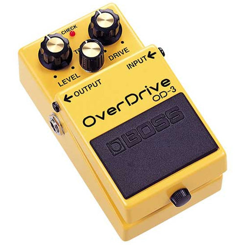 Boss OD3 Pedal Overdrive Effects Pedal