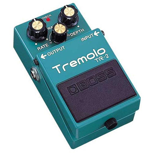 Boss TR2 Tremolo Effects Pedal