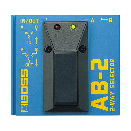 Boss AB2 AB Switch Effects Pedal