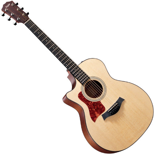 Taylor 314CELH Left Handed Grand Auditorium V-Class Cutaway Acoustic Electric