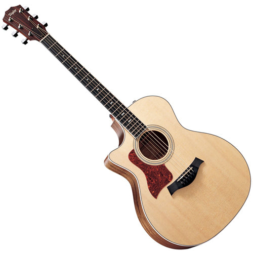 Taylor 414CELH Grand Auditorium Left Handed Cutaway Acoustic Guitar