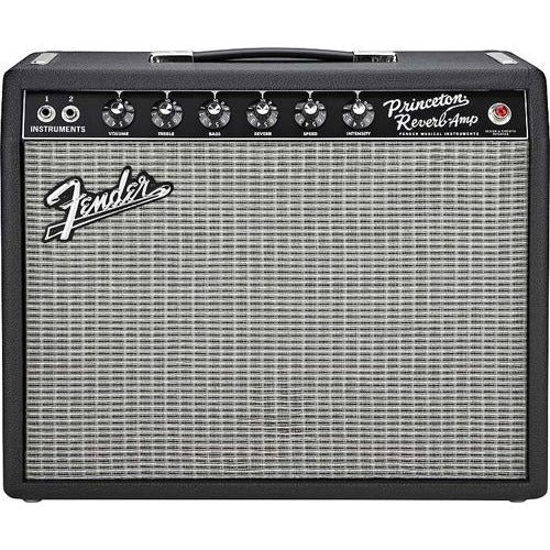 Fender 65 Princeton Reverb Tube Guitar Amplifier - 2172000000
