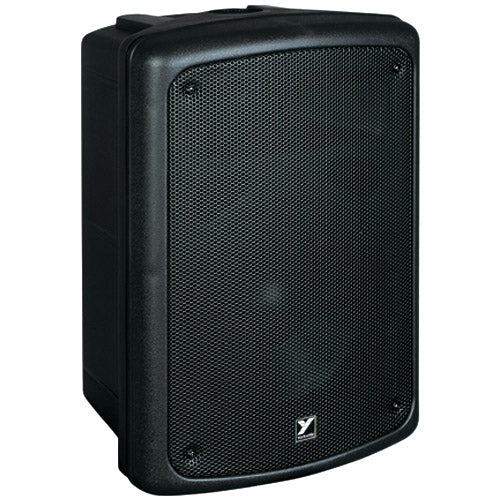 "Yorkville C170P 8"" Powered PA Plastic Speaker Cabinet 100w"