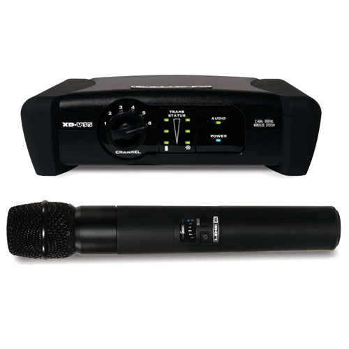 Line 6 L6XDV35 Digital Wireless Handheld Microphone System